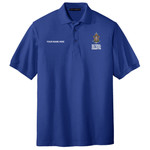 K500 - BSAE067 - EMB - National Sea Scout Committee Polo