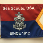 Nat Council - Sea Scouts - Sea Scouts Burgee