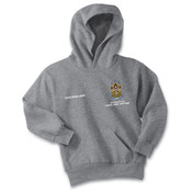 Nat Council - Sea Scouts Logo - Emb - PC90H - Pullover Hoodie