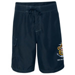 Nat Council - Sea Scouts Logo - Emb - B9301 - Men's Swim Shorts