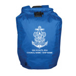 Nat Council - Sea Scouts Logo - WRP-2 - Waterproof Bag