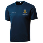 Nat Council - Sea Scouts Logo - Emb - ST350 - Wicking T-Shirt