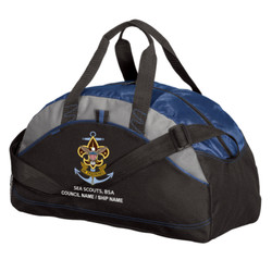BG1070 - EMB - Duffle Bag