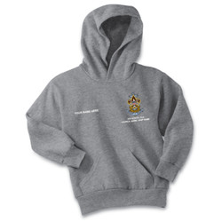 PC90H - EMB - Pullover Hoodie