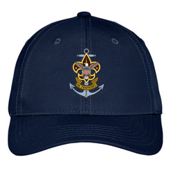 C868 - EMB - Solid Cap (Logo in Color)