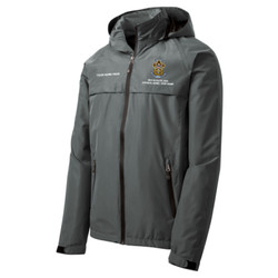 J333 - EMB - Waterproof Jacket