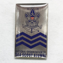 Sea Scouts Alumni Pin